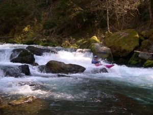 Nice Rapid on the McCloud