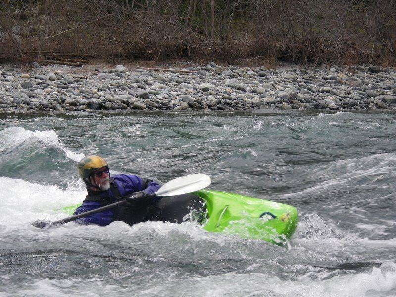 Mark surfing
