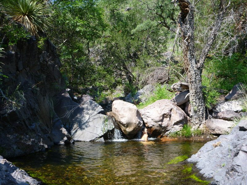 Bavispe Side Stream