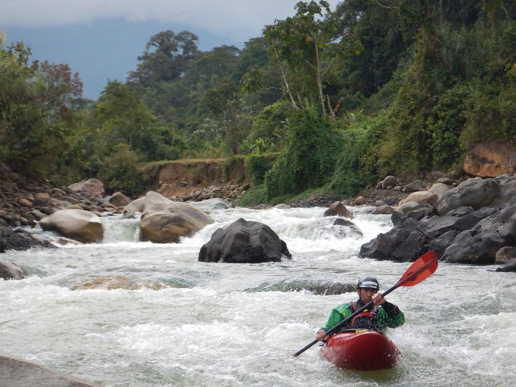 Rio Oyacachi