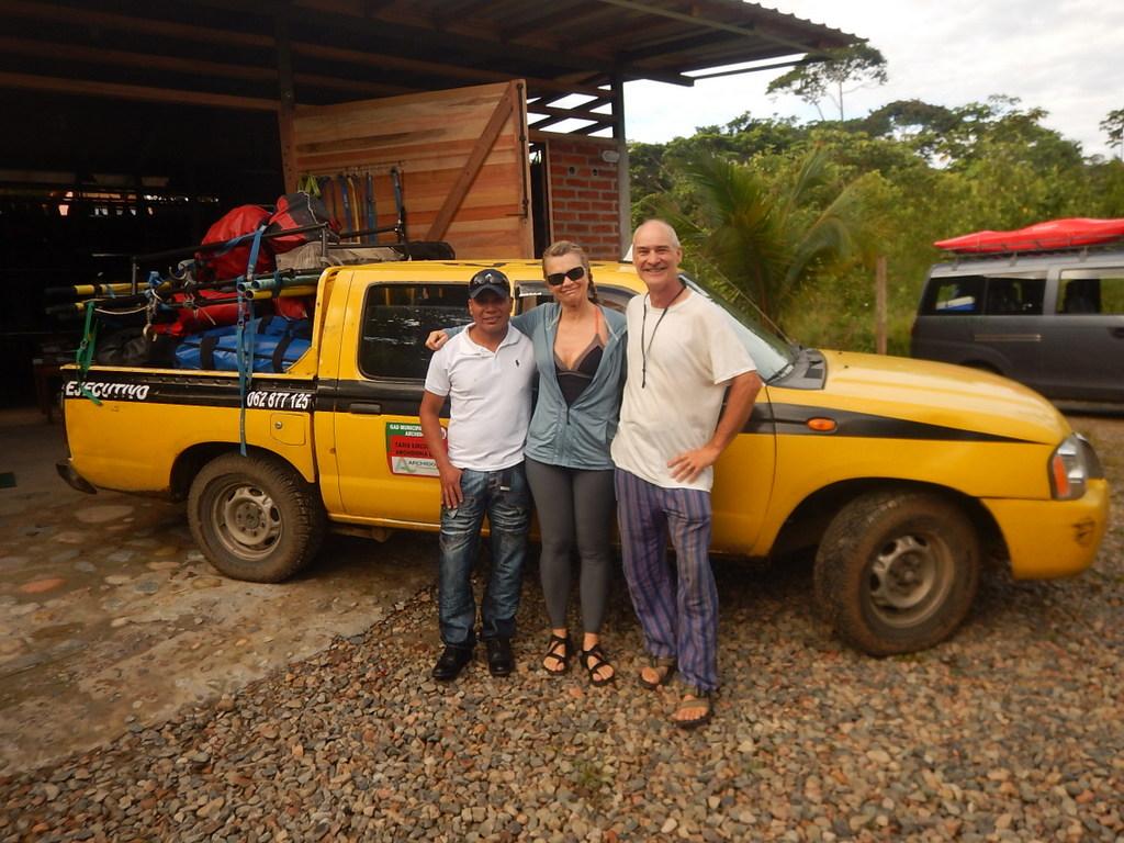 Taxis in Ecuador